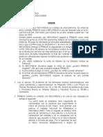 Derecho Civil Vi (Obligaciones) - Casos 6