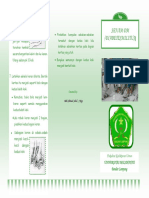 Leaflet Senam Diabetes