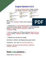 FX Engine Trading System V2.0