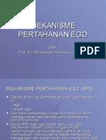 Mekanisme Pertahanan Ego (Mpe)