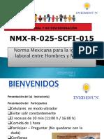 NMX-R-025-SCFI-015-16