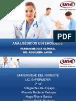 ANALGESICOS-ESTEROIDEOS