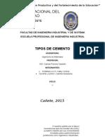 informe DE CEMENTO.docx