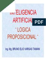 Logica Proposicional 2011-0