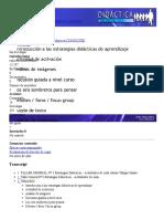 Taller General 03 - Estrategias Didácticas - Actividades de Aula