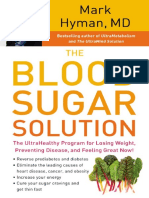 The Blood Sugar Solution 2012
