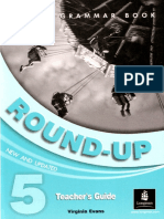 English Grammar Book - Round-UP 5 - Teacher's Guide[1].pdf