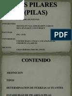 Los Pilares (Pilas)