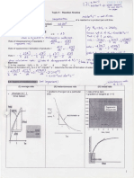 STPM Chemistry Term 1 Topic 5 Reaction Kinetics