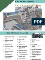 PEUGEOT 307 Owner Manual