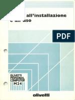 m24 Guida Installazione e Uso