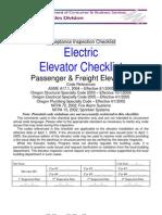Elev or State Electric_checklist