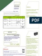 (01) Dimension a Mien To Paneles Solares Fotovoltaicos y Baterias - Calculadora Solar - Energia Renovable Aislada