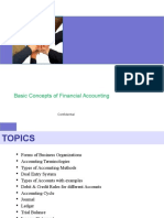 Basic Financial Accounting