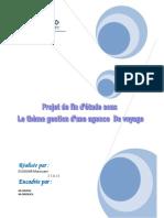 Gestion Dune Agence de Voyage (1)
