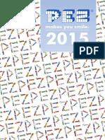 PEZ 2015 Catalog