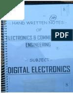 EC 8.Digital Electronicsss