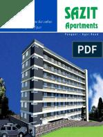 Appartment brochure
