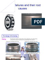 Bearing Failures and Root Causes