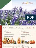 Catalogue 2010 - La Grive et l'Olivier