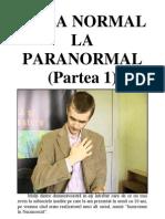 Stiinta Si Cunoastere 27 Iunie 2010 de La Normal La Paranormal