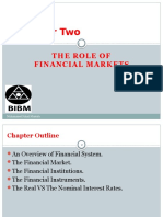 Chapter-02 the Role of Financial Markets