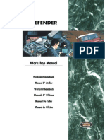 Defender 300 Tdi MY96 - Workshop Manual (LRL0097ENG 3rd Ed)