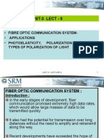 optical fibre communication ppt