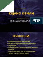 Kejang Demam RSUD - Dr Reni ZK