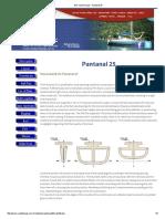 BG Yacht Design - Pantanal 25