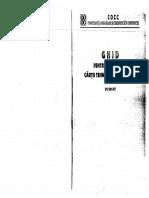 PC 001 97 Ghid Pentru a Cartii Tehnice a Constructiei