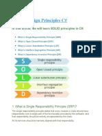 SOLID Design Principles C# (1)