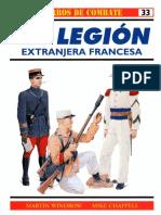 La Legion Extranjera Francesa Carros de Combate Nº33