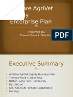 Agrivet Enterprise Plan1