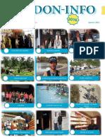 le pdf de Septembre de l'association Verdon-info