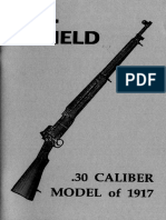 U S Rifle Caliber 30 Model of 1917 American Enfield 16 January 1918