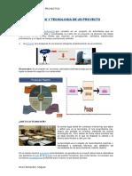 Proceso y Tecnologia de Un Proyecto
