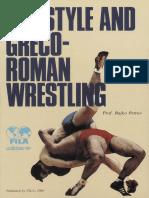 Rajko Petrov. Freestyle and Greco-roman Wrestling