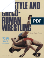 Rajko Petrov. Freestyle and Greco-roman Wrestling