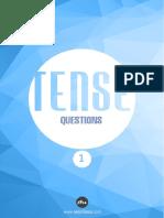 Tense Soruları 1