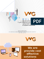 VMG Technologies | Web Development Company