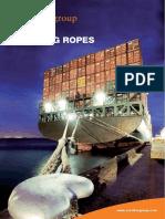 Survitec Mooring Ropes Brochure