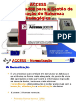Access 05bom Normalizacao