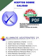 UNIDAD 2. CONTROL DE CALIDAD.pptx