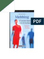 Ausfelder Trude - Mobbing El Acoso Moral en El Trabajo