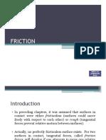 (4)Friction