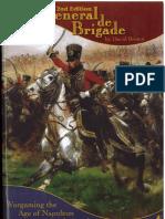 General de Brigade rulebook