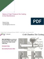 Basics of HPDC