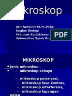 PENJELASAN MIKROSKOP