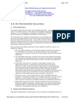 D. Marketable Securities PSP